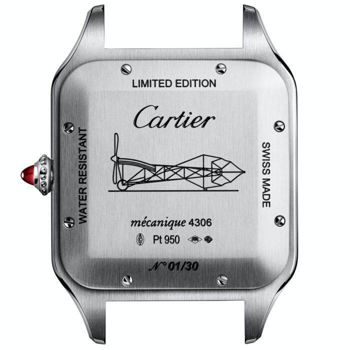 Cartier Santos-Dumont La Demoiselle Limited Edition Watches and Wonders-fondo