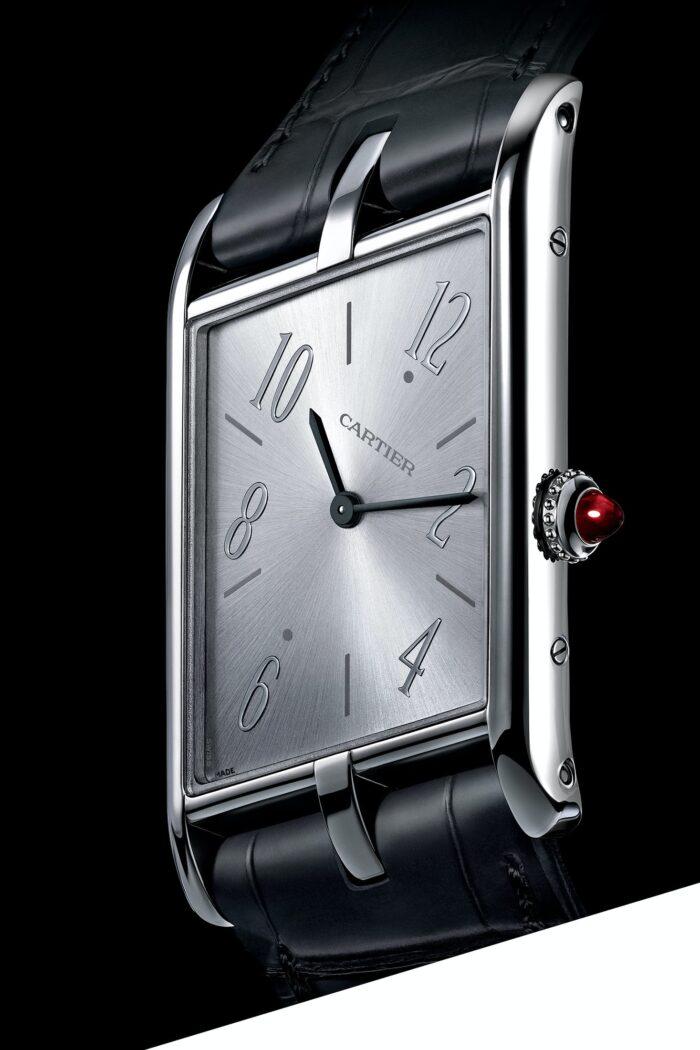 Cartier Tank Asymetrique-