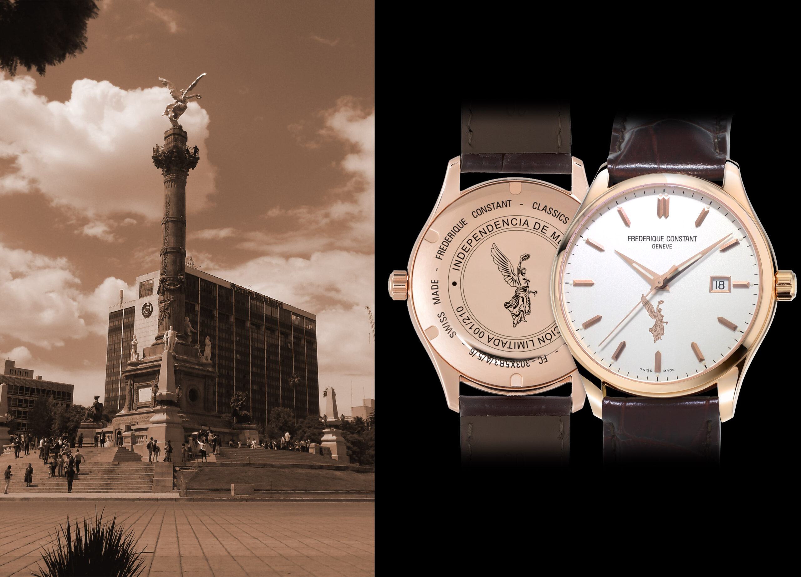 Frederique Constant Limited Edition Angel Independencia-2020-