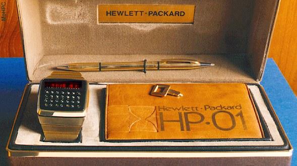 HP Calculator Watch - HP Museum