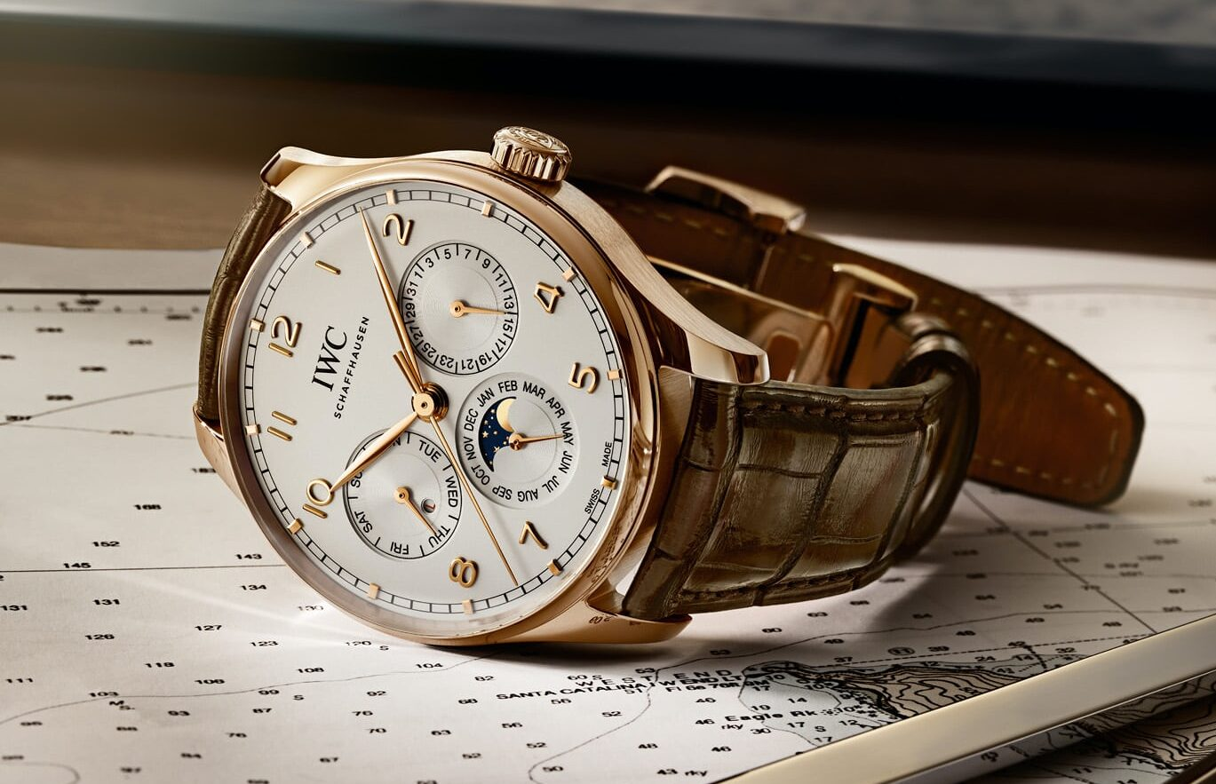 IWC Portugieser Perpetual Calendar 42-Watches and Wonders-2020-