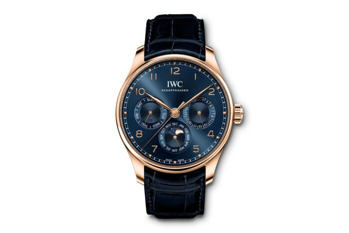IWC Portugieser Perpetual Calendar 42-Watches and Wonders-2020-4
