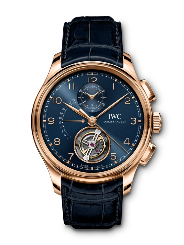 IWC Portugieser Tourbillon Retrograde Chronograph-2020- boutique