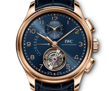 IWC Portugieser Tourbillon Retrograde Chronograph-2020- boutique