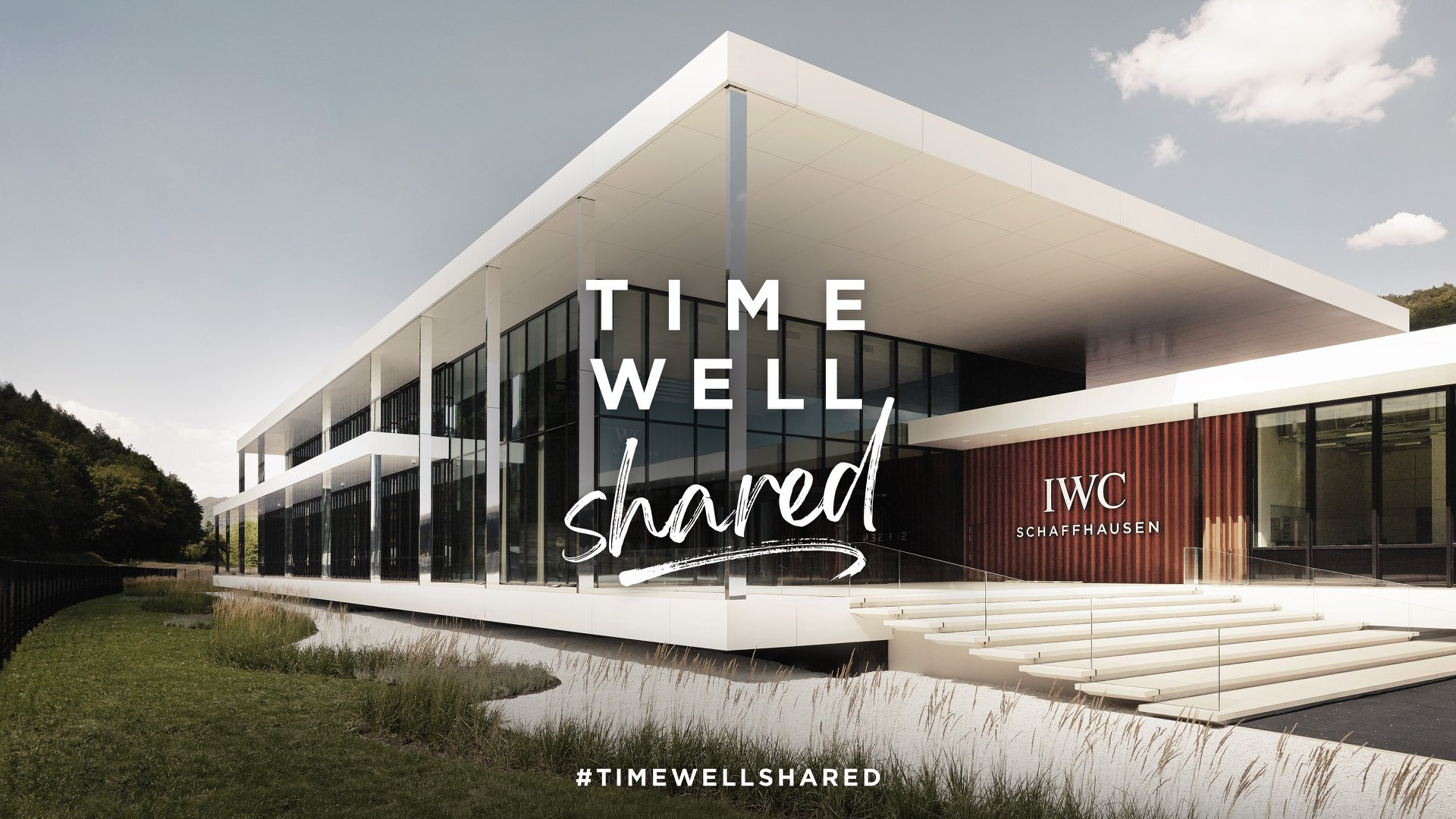 IWC Schaffhausen Time Well Shared