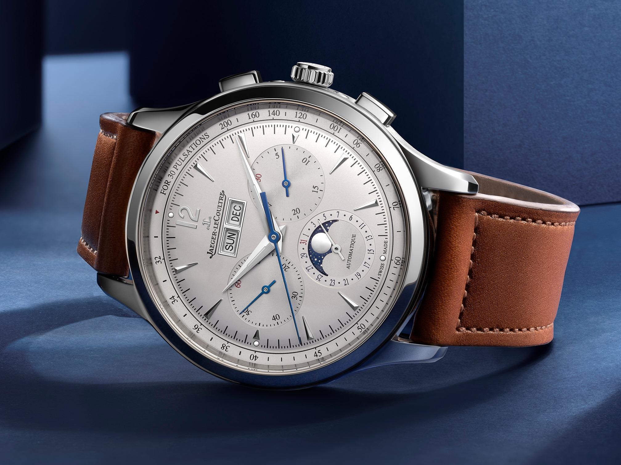 Jaeger-LeCoultre-Master Chronograph Calendar-