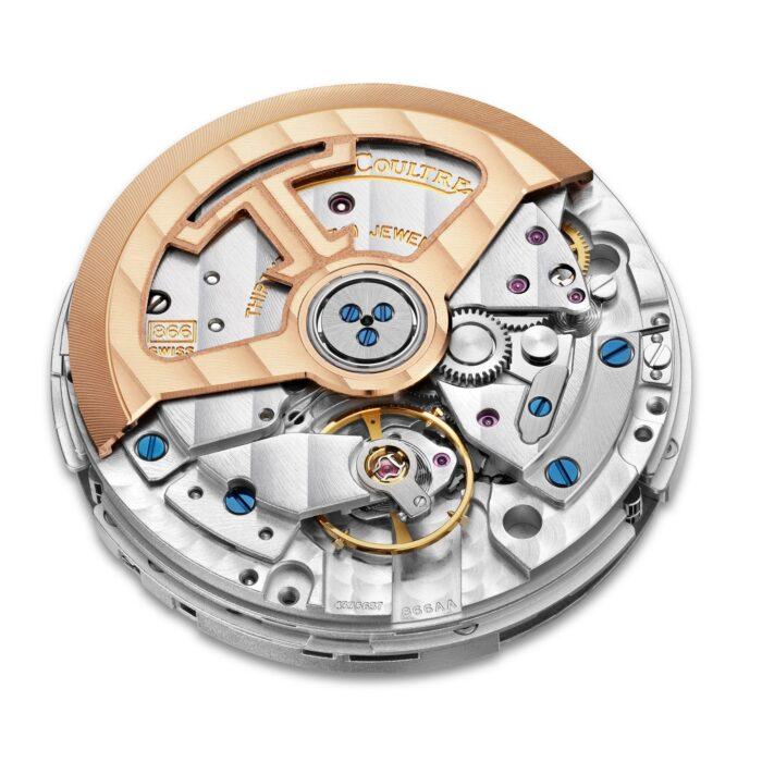 Jaeger-LeCoultre-Master Chronograph Calendar-Calibre-866