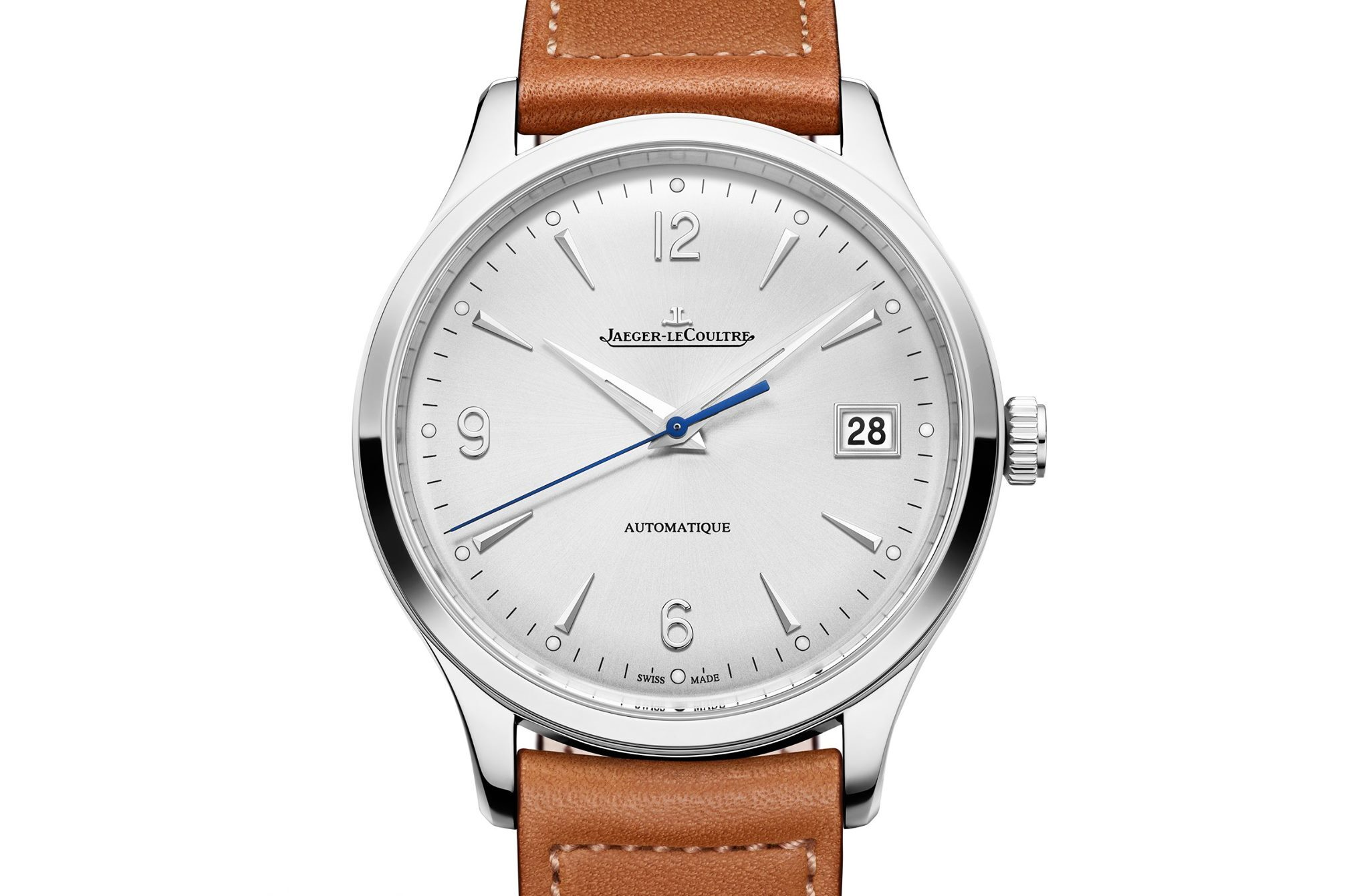 Jaeger-LeCoultre Master Control Date pack