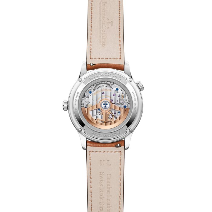 Jaeger-LeCoultre Master Control Geographic-back