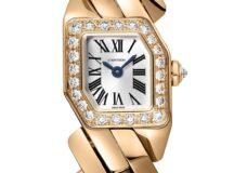Maillon de Cartier oro rosa diamantes bisel