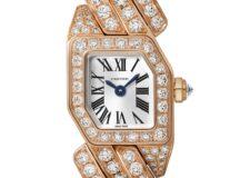 Maillon de Cartier oro rosa y diamantes
