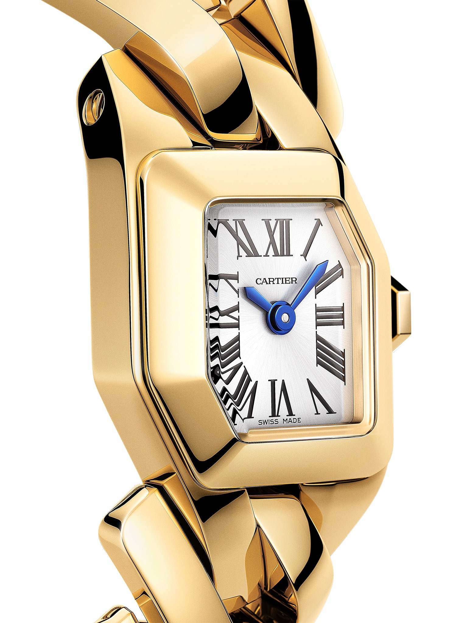 Maillon de Cartier yellow gold