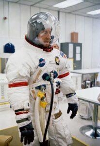 Omega Speedmaster Apollo XIII-Astronauta James A Lovell