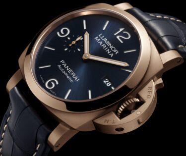 Panerai Luminor Marina 44 mm Goldtech Watches Wonders 2020-3