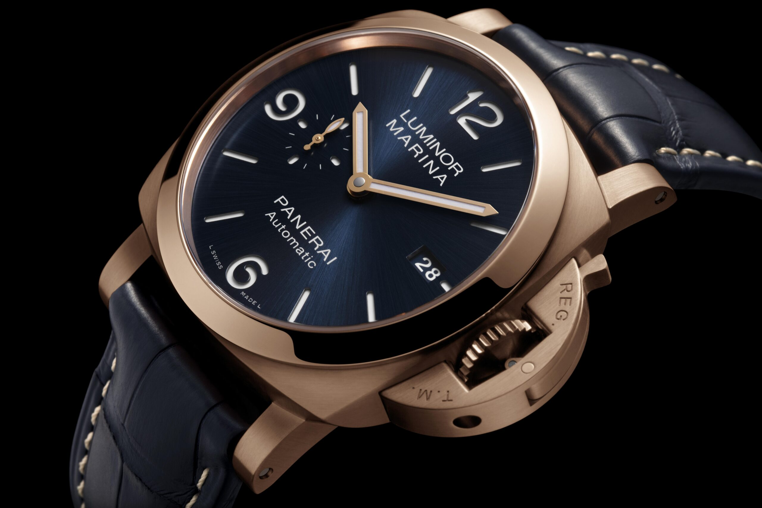 Panerai Luminor Marina 44 mm Goldtech Watches Wonders 2020-3