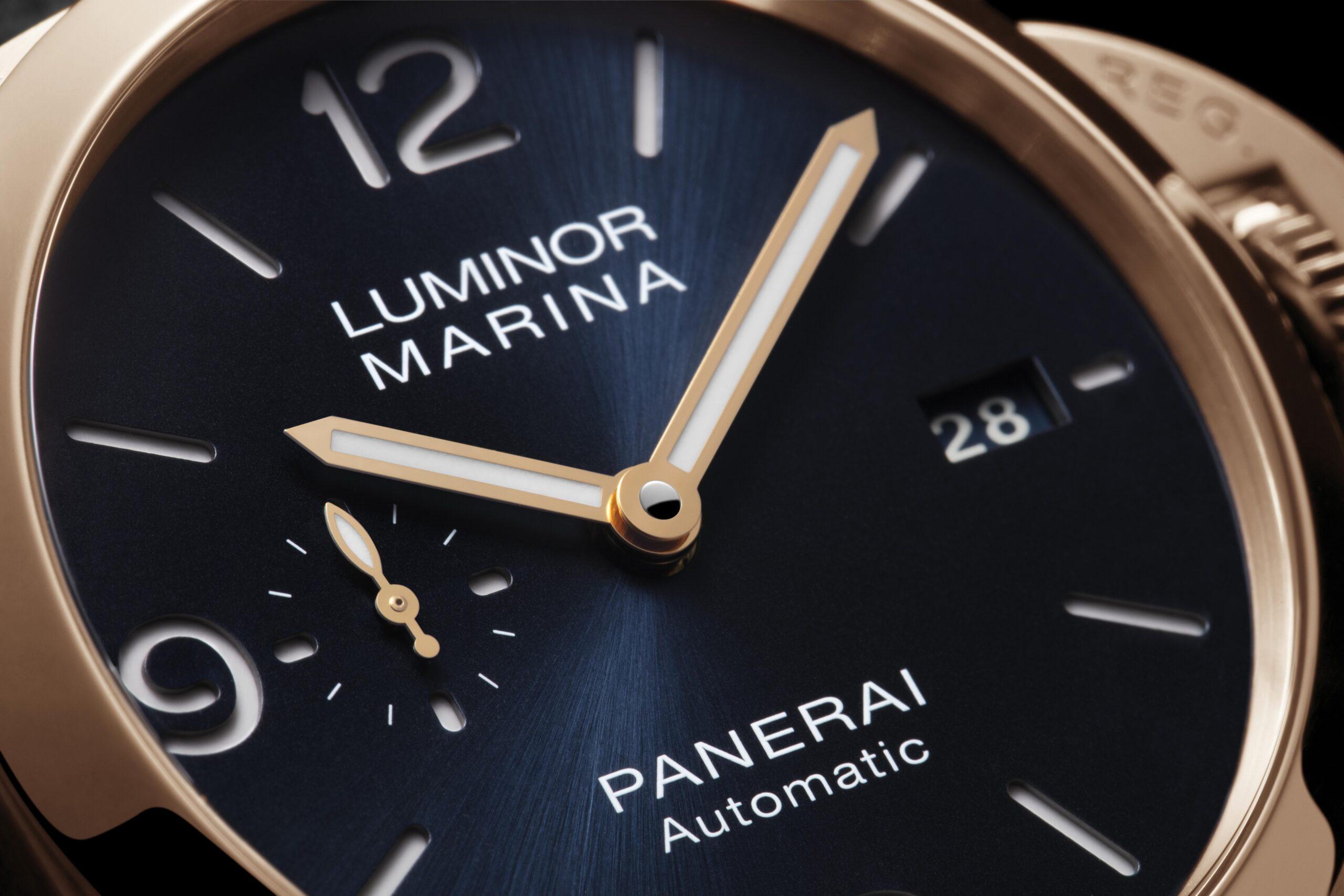 Panerai Luminor Marina 44 mm Goldtech Watches Wonders 2020-4