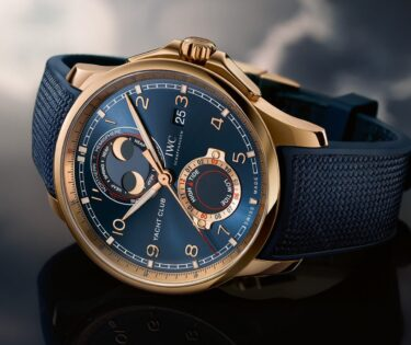 Portugieser Yacht Club Moon and Tide-