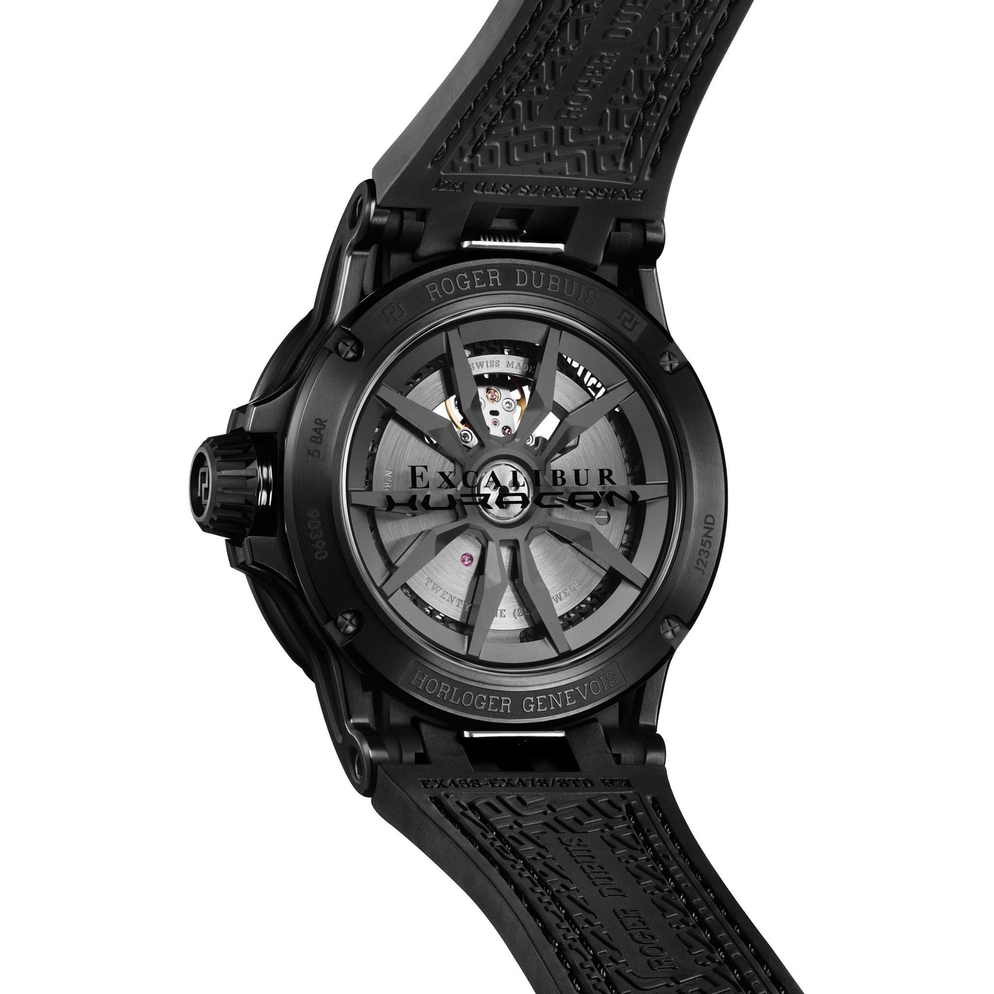 Roger Dubuis Excalibur Total Black 2020-5