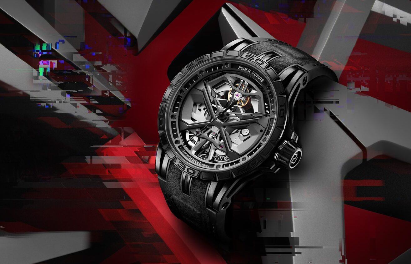 Roger Dubuis Excalibur Total Black 2020