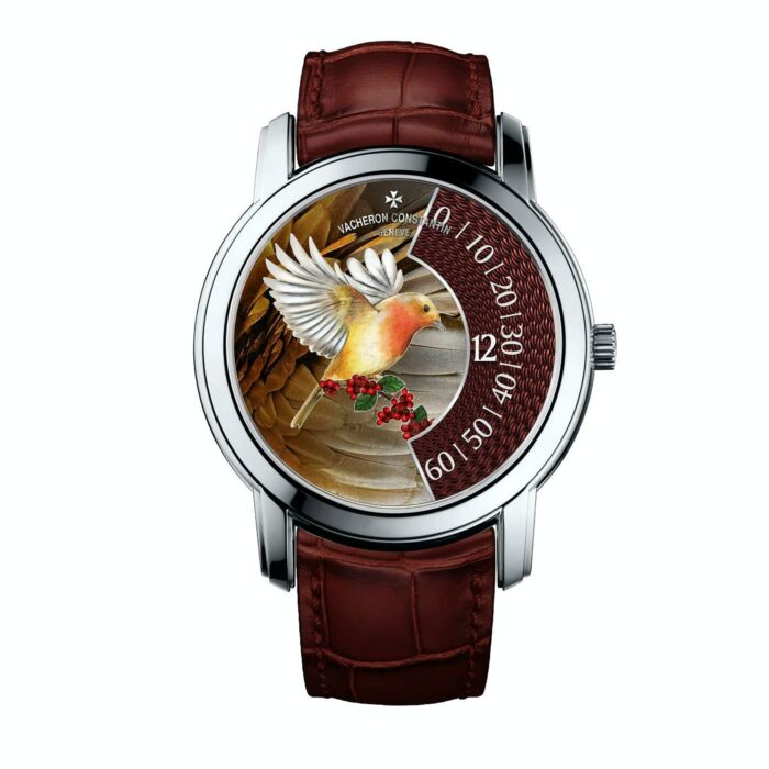 Vacheron Constantin Les Cabinotiers The Singing Birds-