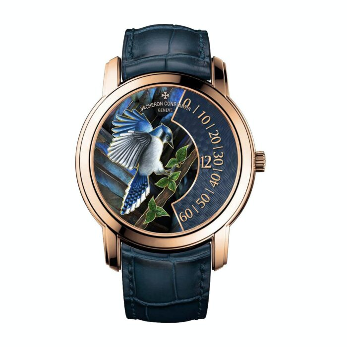 Vacheron Constantin Les Cabinotiers The Singing Birds-BLUE