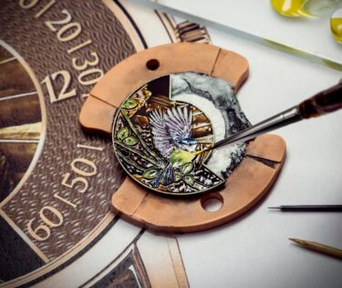 Vacheron Constantin Les Cabinotiers The Singing Birds-champleve
