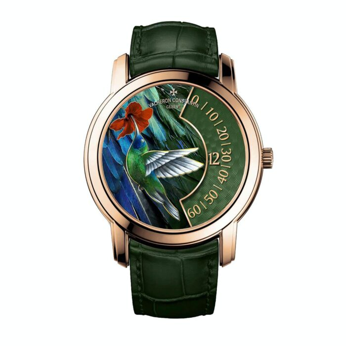 Vacheron Constantin Les Cabinotiers The Singing Birds-colibri