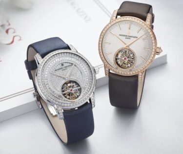 Vacheron Constantin Traditionnelle Tourbillon y Jewelry-