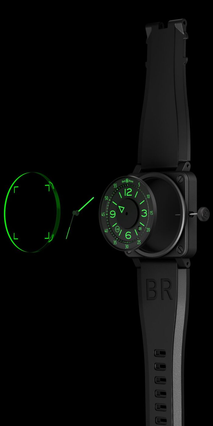 Bell and Ross BR03-92 HUD-11