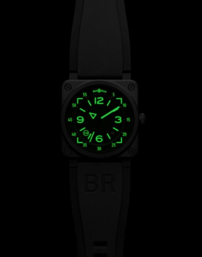 Bell and Ross BR03-92 HUD-7