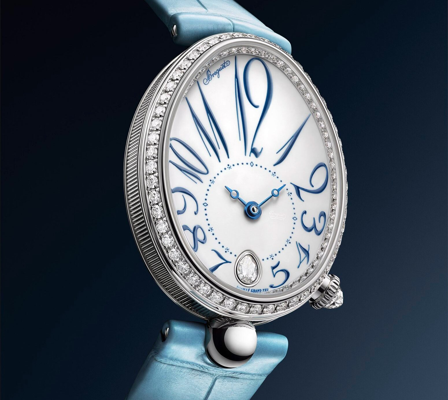 Breguet Reine de Naples 8918 Grand Feu-hero