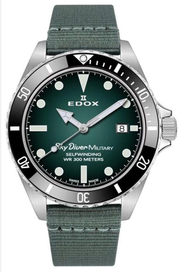 Edox-SkyDiver-Military-2020-Pack-textil