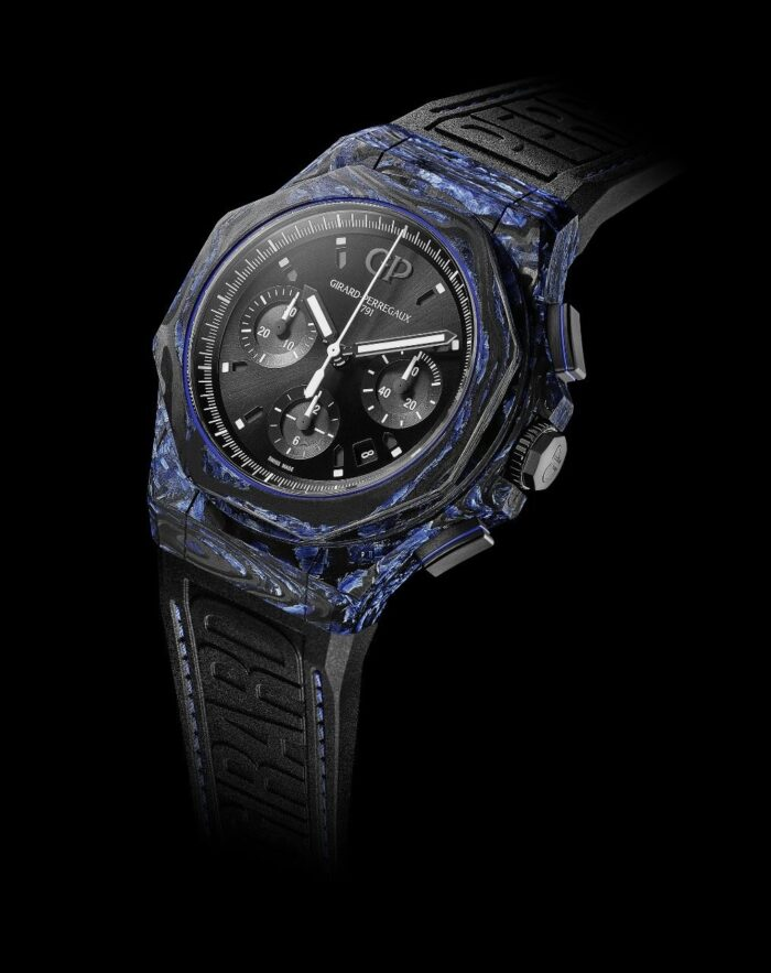 Girard-Perregaux Laureato Absolute Rock-hero