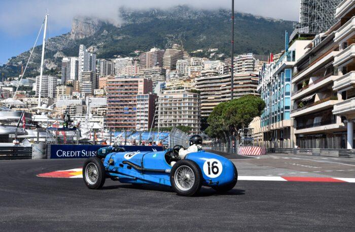 Monaco Grand Prix Historique 2