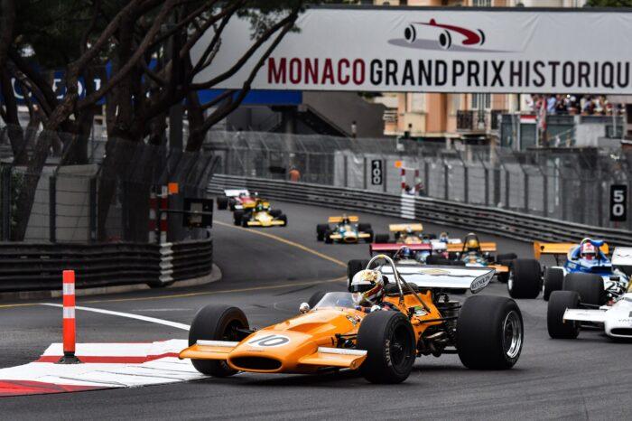 Monaco Grand Prix Historique 3