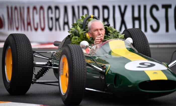 Monaco Grand Prix Historique frent