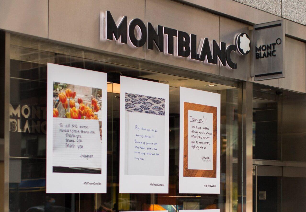 Montblanc To Those Outside-fachada