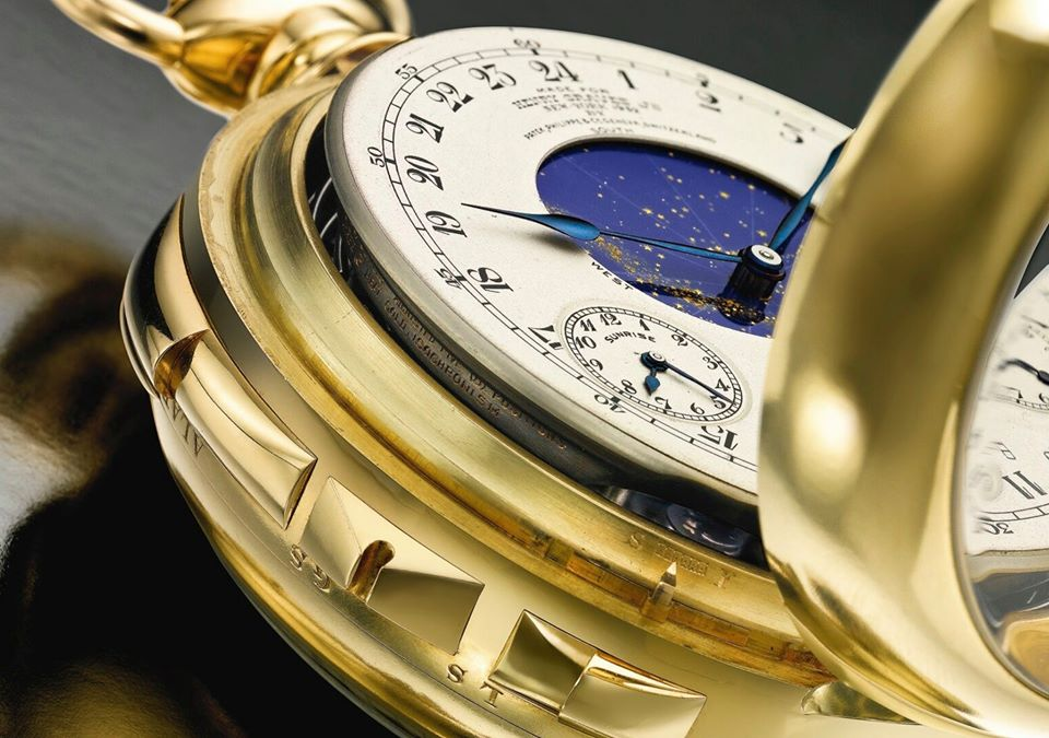 Patek Philippe Henry Graves Supercomplication-Sothebys-