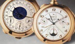 Patek Philippe Museum watches
