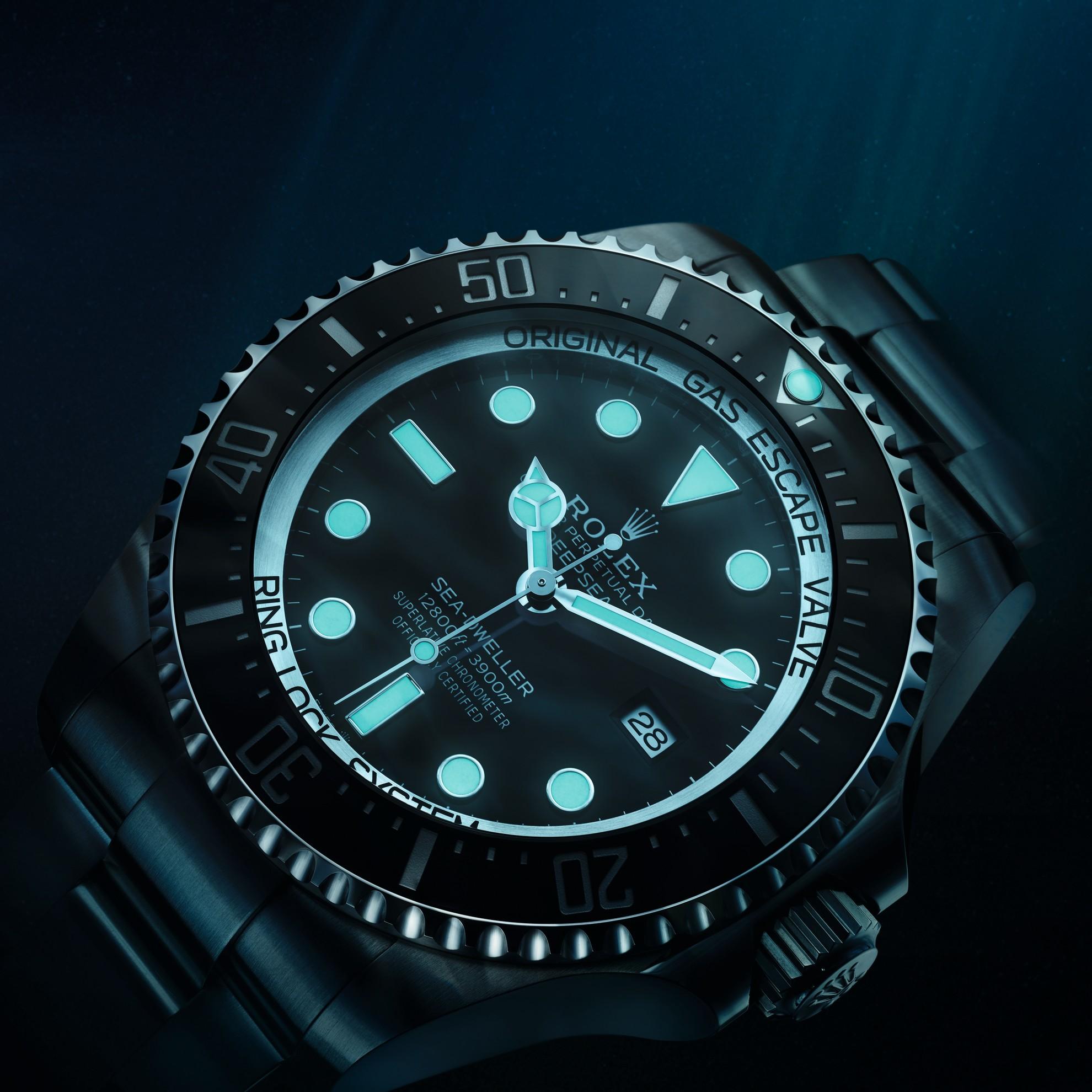 Rolex Chromalight-