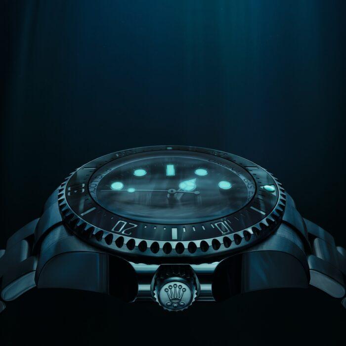 Rolex Chromalight-DeepSea