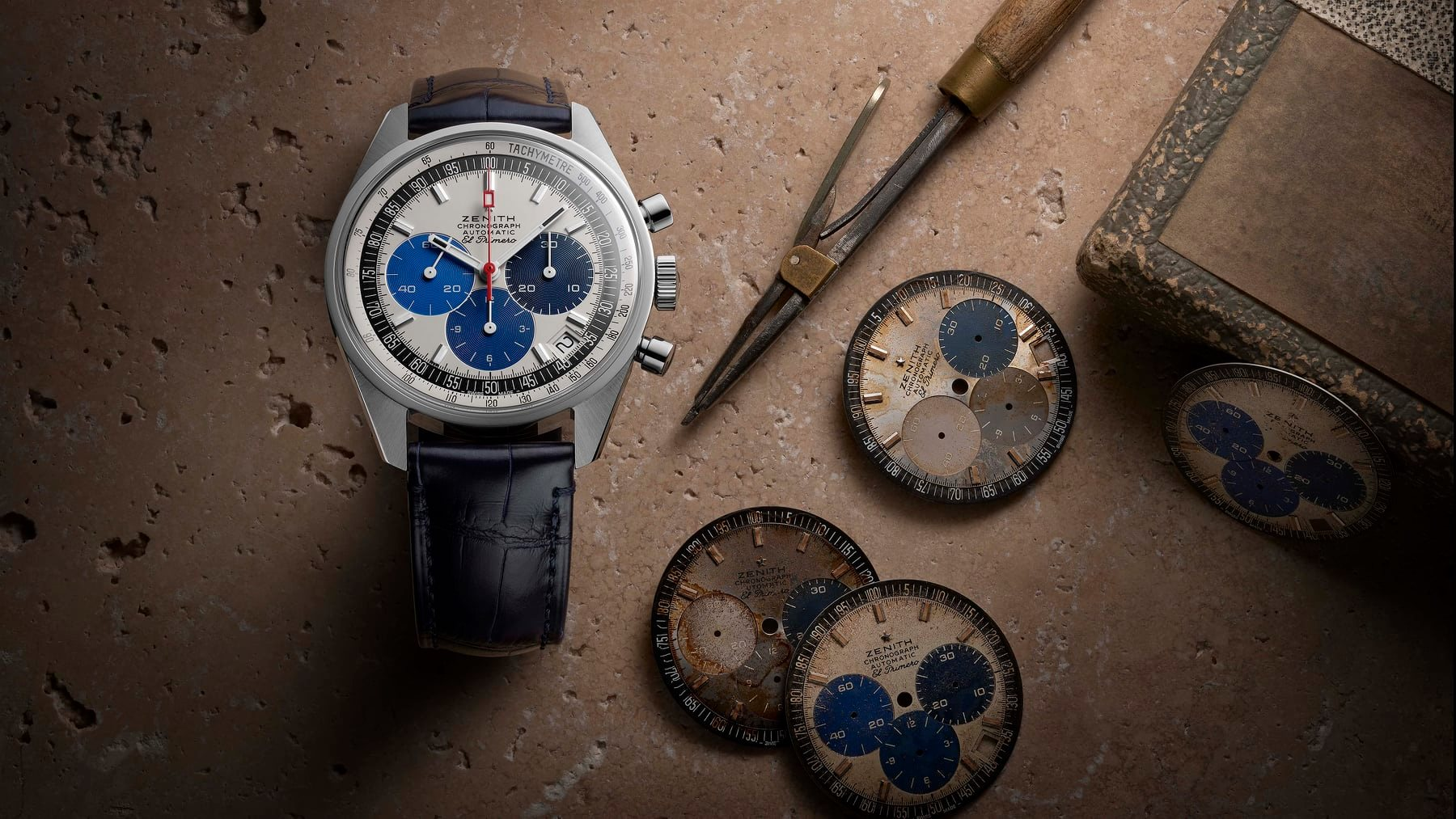 Zenith Chronomaster Revival Manufacture Edition-