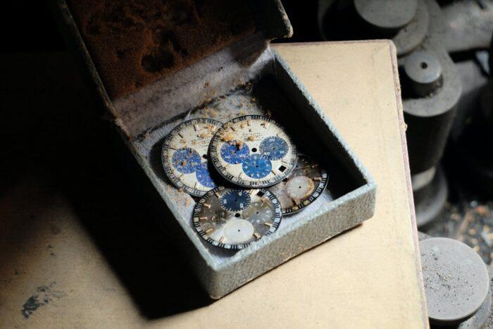 Zenith Chronomaster Revival Manufacture Edition-caja