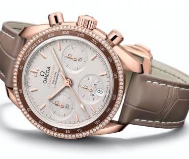 Nuevos relojes femeninos de Omeg