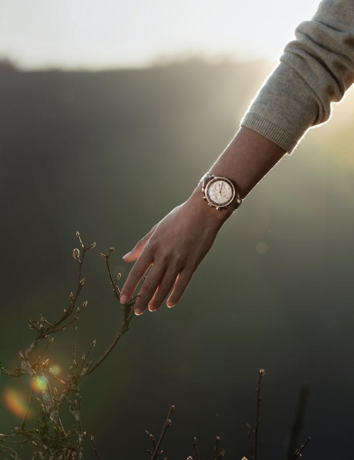 Así lucen los nuevos relojes femeninos de Omega Speedmaster