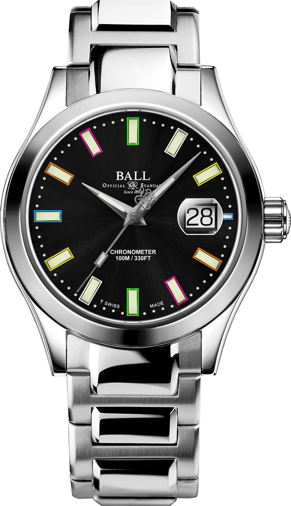 BALL Watch Engineer III Marvelight Caring-pack