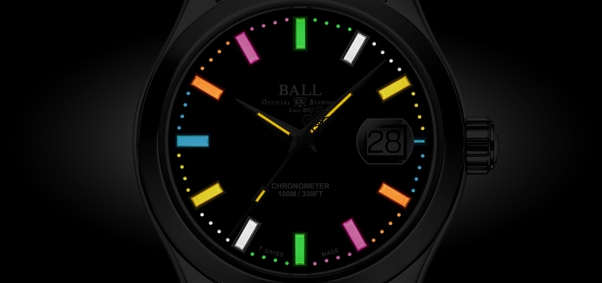 BALL Watch Engineer III Marvelight Caring-slider