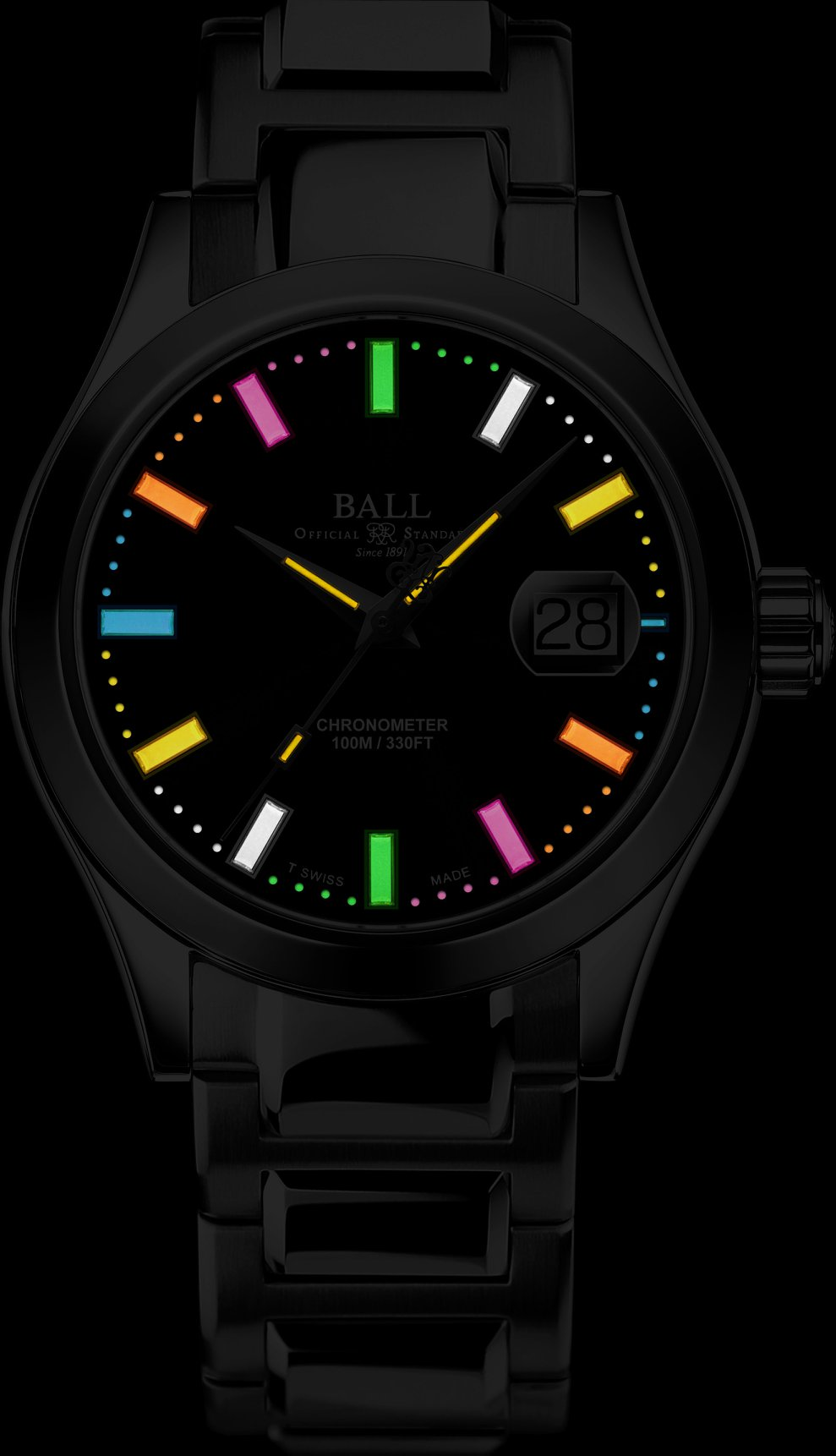 BALL Watch Engineer III Marvelight Caring-vertical