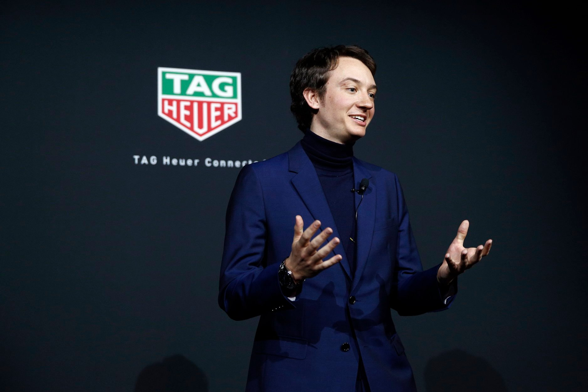 Frederic Arnault CEO TAG Heuer-2