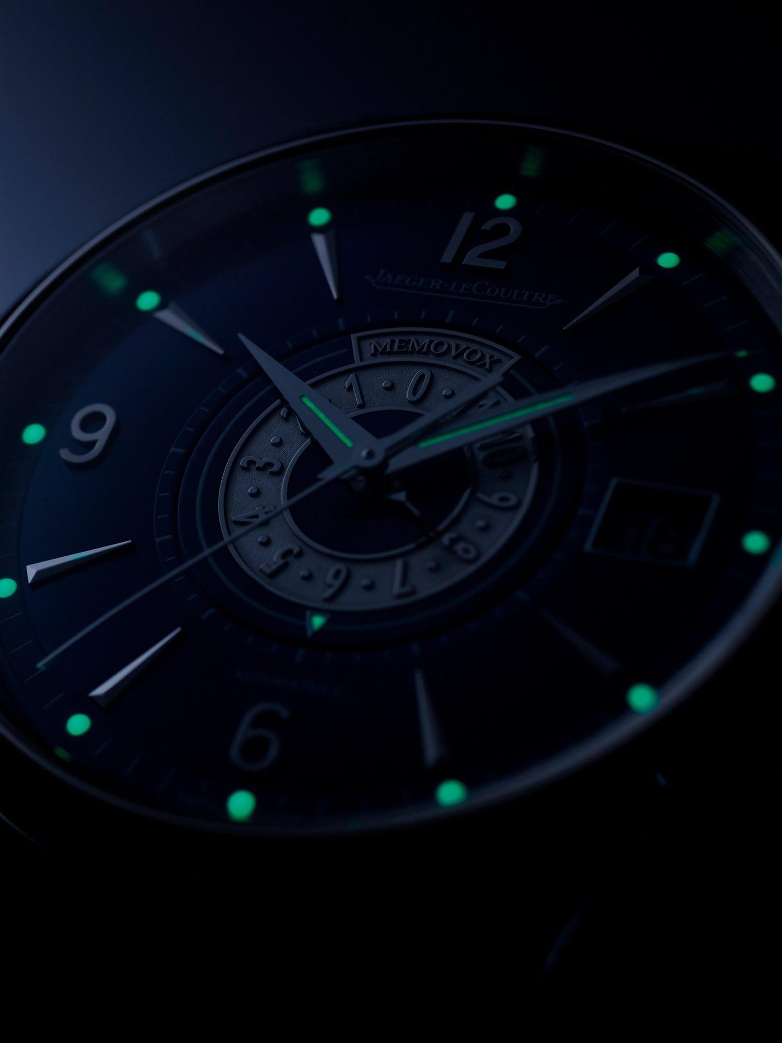 Jaeger-LeCoultre Memovox Timer 2020-